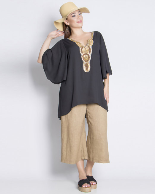 plus size Very chic blouses