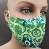 Μάσκες υφασματινες