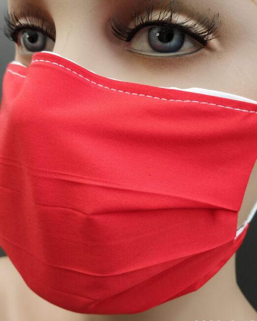 Μονόχρωμες μάσκες Μάσκες Προστασίας Υφασμάτινες